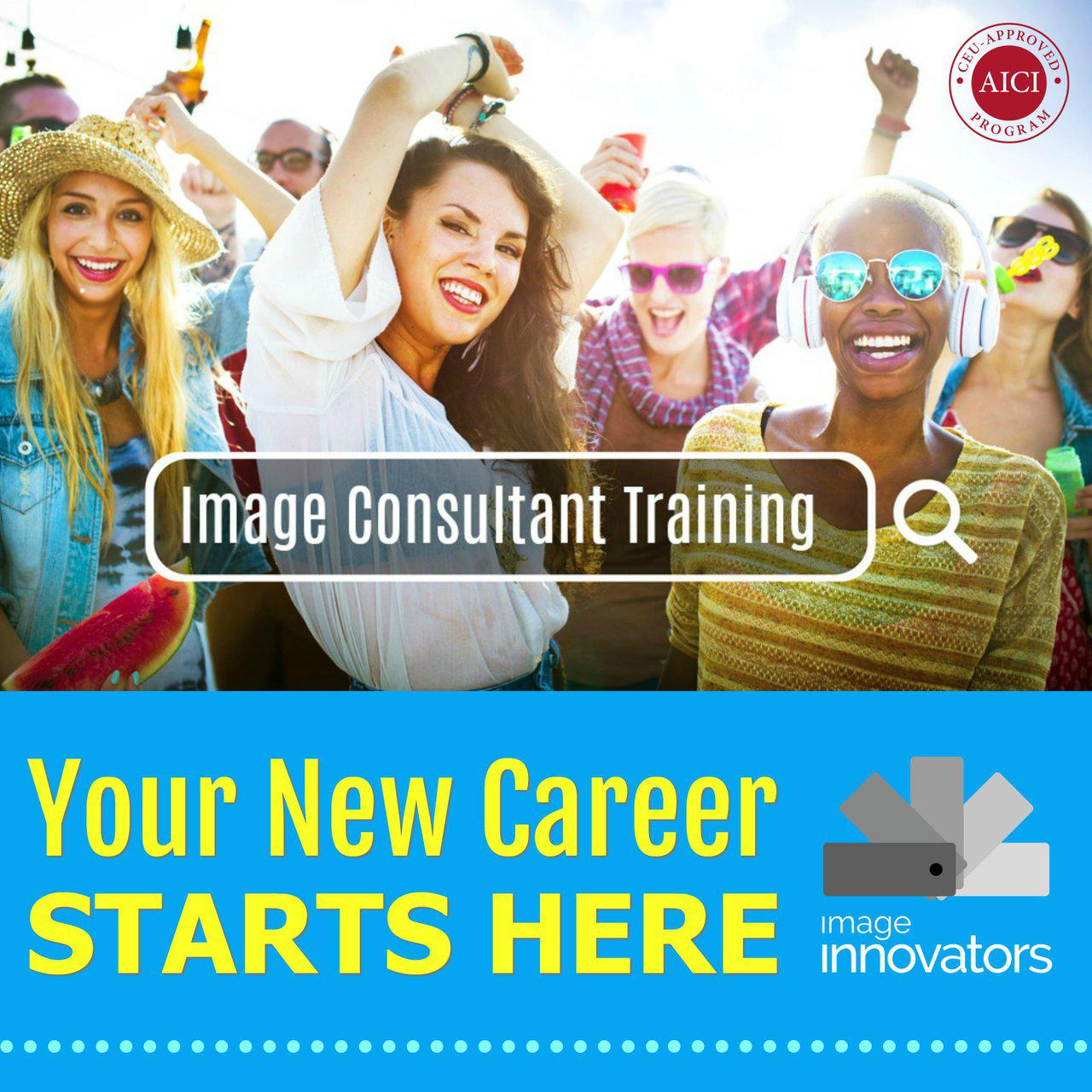 Full Style, Image, Colour and Business Building for Image Consultants program