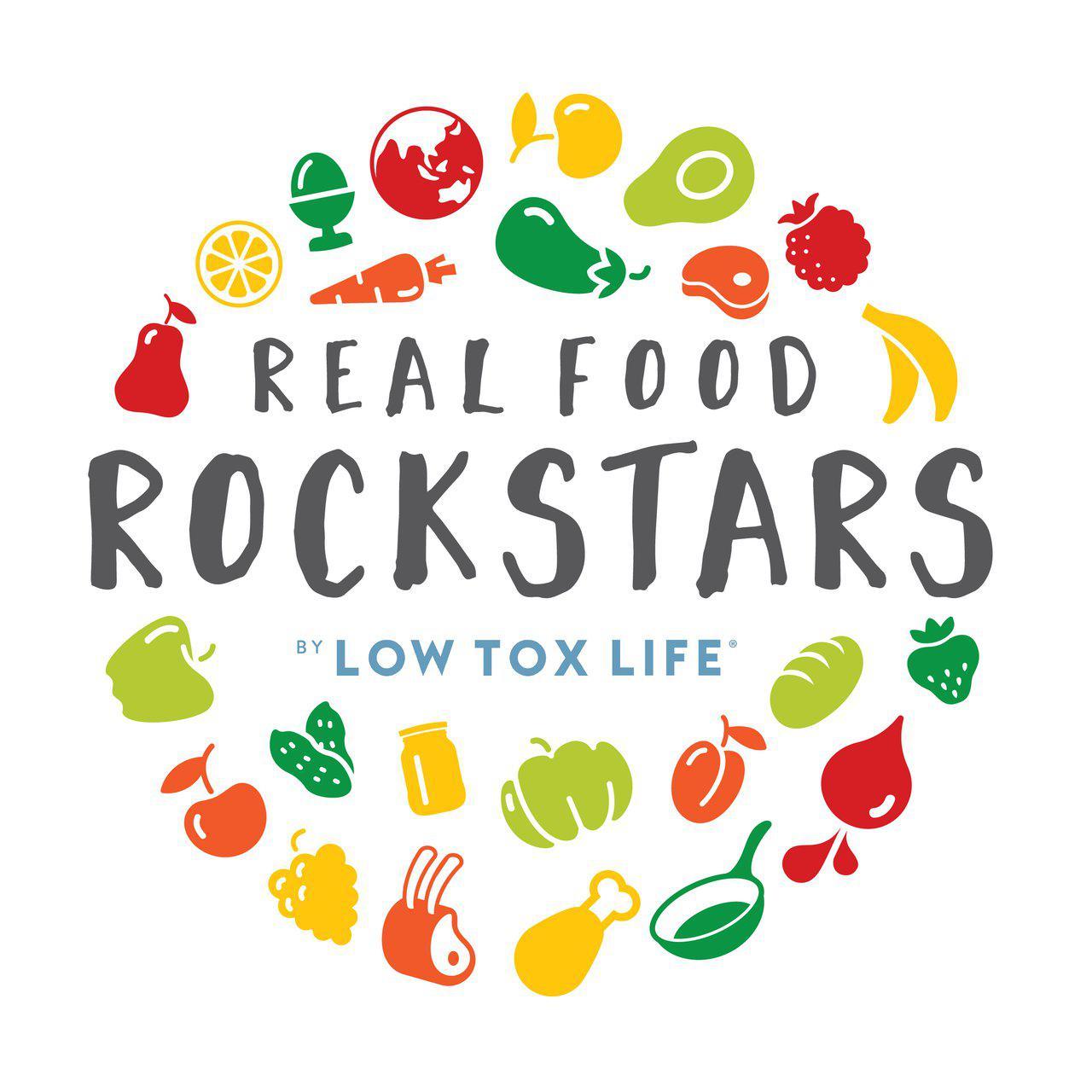 Real Food Rockstar - Lifer