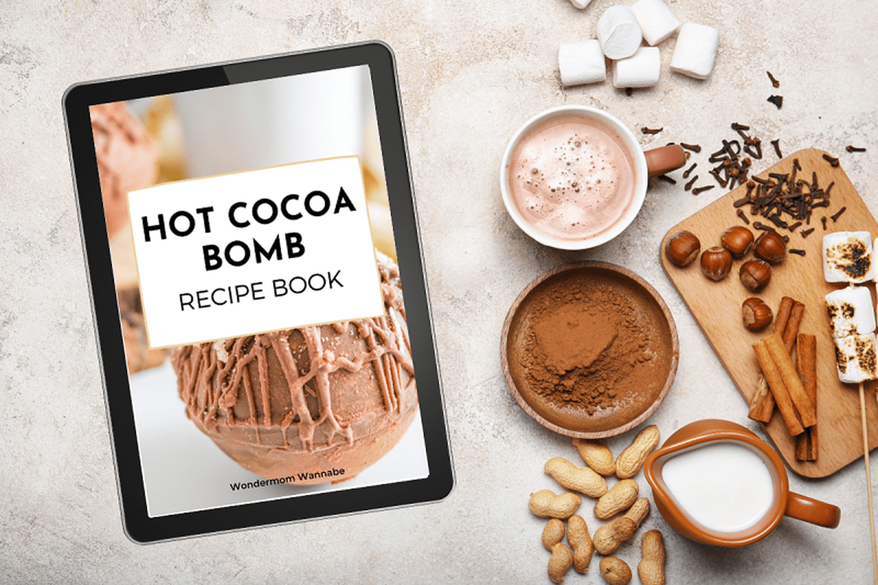 Hot Cocoa Bomb Recipe Book
