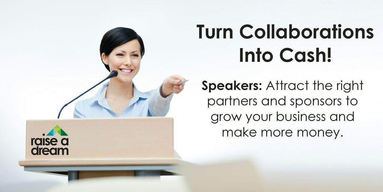 FREE: Turn Collaborations Into Cash (Webinar/Video)