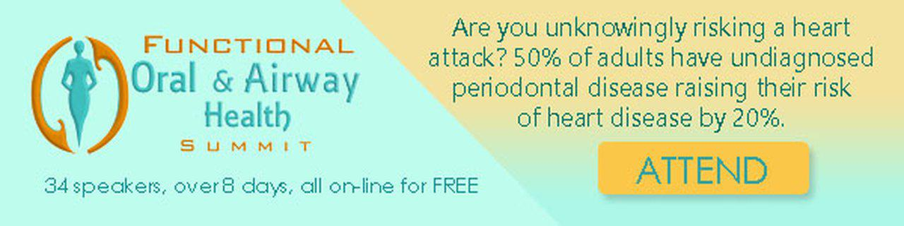 Functional Oral Health Summit-Early Discount