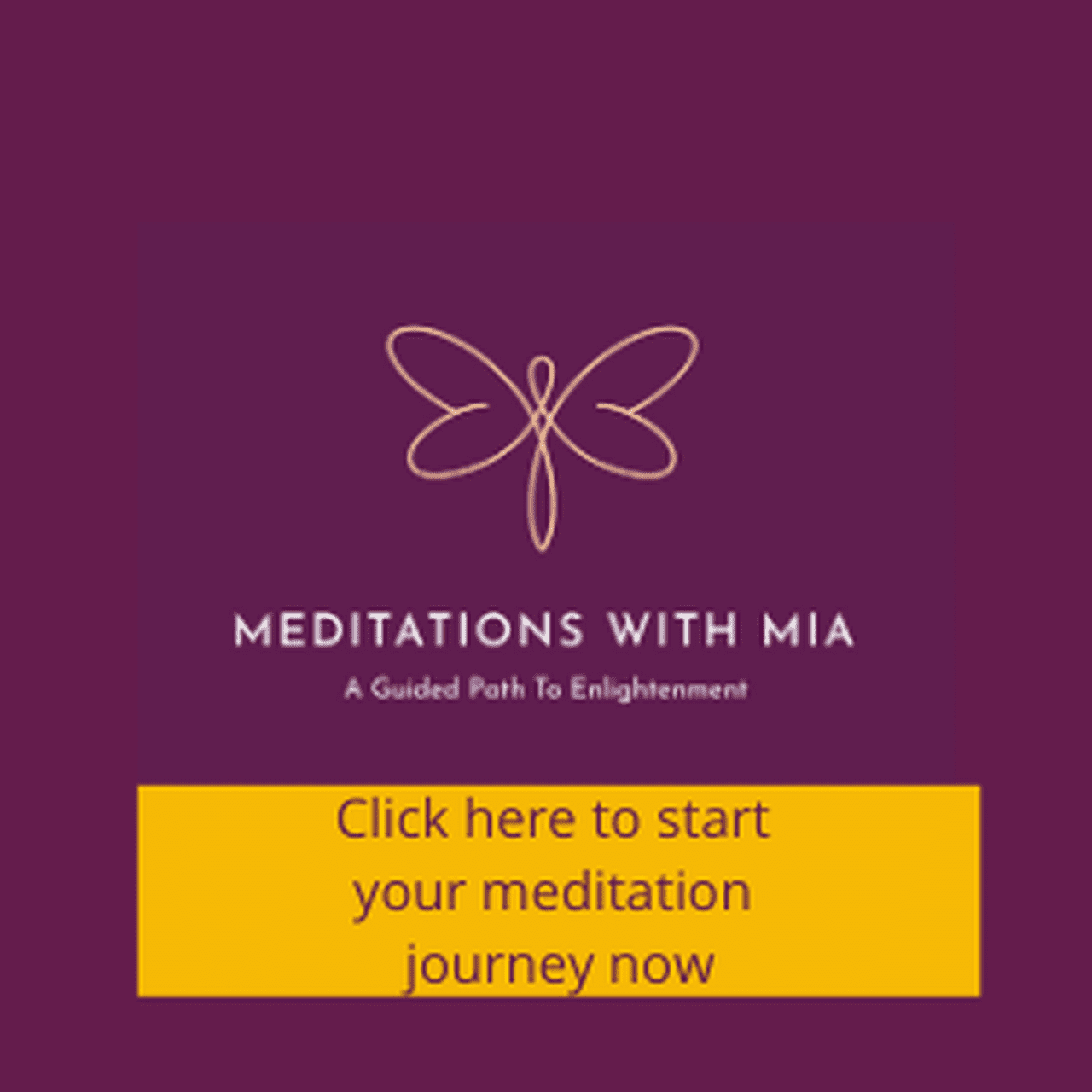 6 Week Beginner Meditation Course